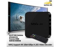 MXQ-4k Android TV Box